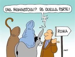 ASINELLO E ROMA MAFIOSA
