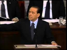 Berlusconi camera Usa