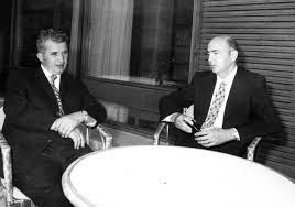 Ceausescu e Napolitano
