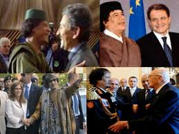 napolitano coi dittatori