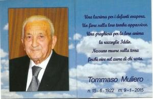 ZIO TOMMASO SALVATORE